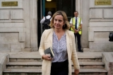 Senior British minister Amber Rudd resigns, deals Boris Johnson new Brexit blow